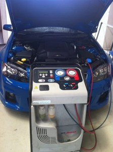 Car Air conditioning Regas Services in South Brisbane